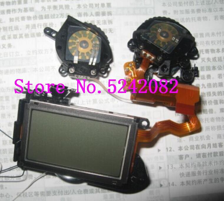 Original Top Cover LCD Screen Unit For Nikon D7000 Camera Repair Replacement Parts