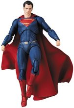 Medicom – jouet MAFEX 057, figurine de Collection, modèle DC Super man