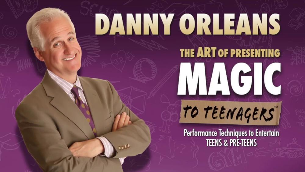The Art Of Presenting Magic To Teenagers 1-3,Magic Tricks