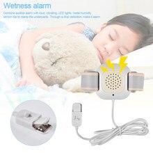 Alarme de mouillage nocturne pour bébés, garçons, enfants, meilleur lit pour adultes, énurésie, apprentissage de la propreté