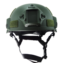 NEW Military Equipment Airsoft Paintball Tactical Helmet Combat Wargame Army Filme Prop hot Mich 2002