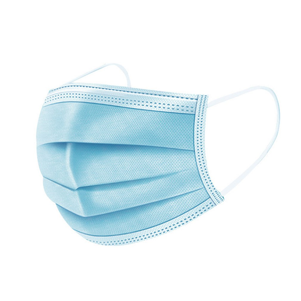 25 Pcs/Bag 3-Layer Disposable Baby Protective Masks High Efficiency Filtration 3D Fitting Design Light And Breathable