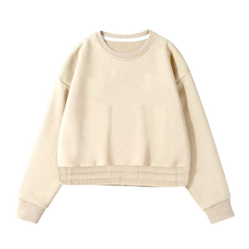 Sweatshirt 2-Beige