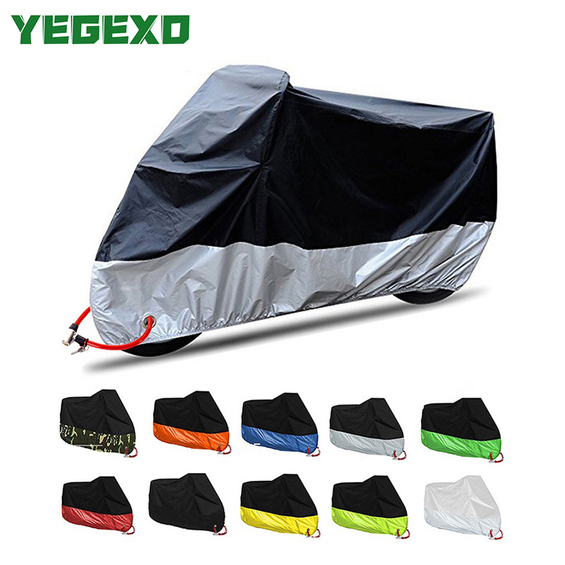 Motorcycle <font><b>Cover</b></font> Moto Accessorie For <font><b>yamaha</b></font> aerox 50 kawasaki z250sl bmw g310gs honda cbr600f4i <font><b>yamaha</b></font> <font><b>xvs</b></font> <font><b>650</b></font> Scooter <font><b>Covers</b></font> image