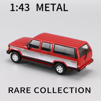 1:43  IXO  CHEVROLET VERANEIO CUSTOM 1993 DIECAST  CAR MODEL COLLECTION  TOYS  PERFECT SIZE AND WEIGHT 1