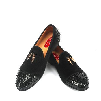New Fashion Shoes Men'S Loafers Breathable Men'S Party And Wedding Shoes Italian Men'S Dress Shoes Handmade Loafers