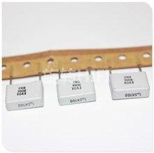 10 قطعة جديد EVOX MMK15 1.5 فائق التوهج 100V p15mm فيلم مكثف مى 155/100V الصوت 155 حار بيع 1U5 1500NF