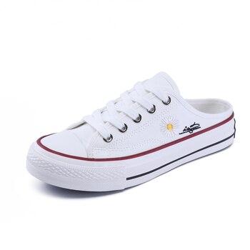 Γυναικεία Παπούτσια Από Καμβά Καλοκαίρι 2020 | AJX STORES Αθλητικά Παπούτσια Παπούτσια MSOW