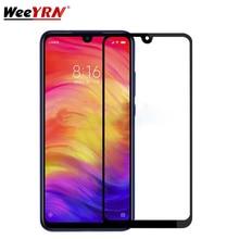 2 шт Полное Защитное стекло на Xiaomi Redmi Note 7 Note 7 Pro Полное покрытие 9 H Защитная пленка для экрана на Сяоми ксиоми Редми Ноут 7 закаленное стекло