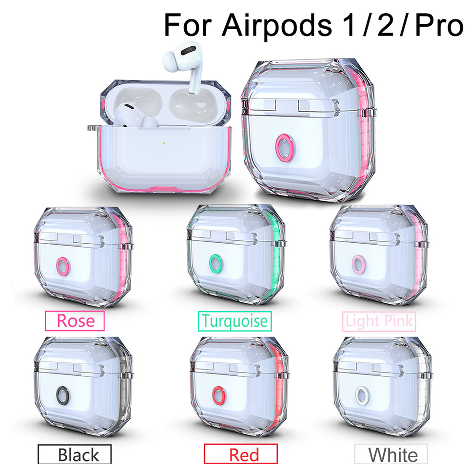 Case For Apple Airpods Pro 2 1 Wireless Bluetooth Earphone Cover
