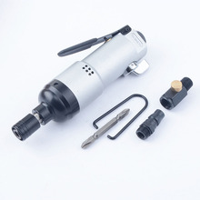 Pneumatic Tool My-305 Pneumatic Screwdriver 1/4 Nut Impact Tool Strong Industrial Grade 5h Wind Batch High Torque Pneumatic Tool my 1 4 pneumatic screwdriver clutch semi automatic wind batch pneumatic tool industrial furniture screwdriver air