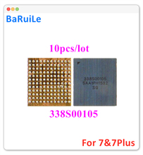 BaRuiLe 10 قطعة آيفون 6S 7 Plus إصلاح U3101 U3500 الرئيسية الصوت IC استبدال 338S00105 بغا رقاقة إصلاح أجزاء