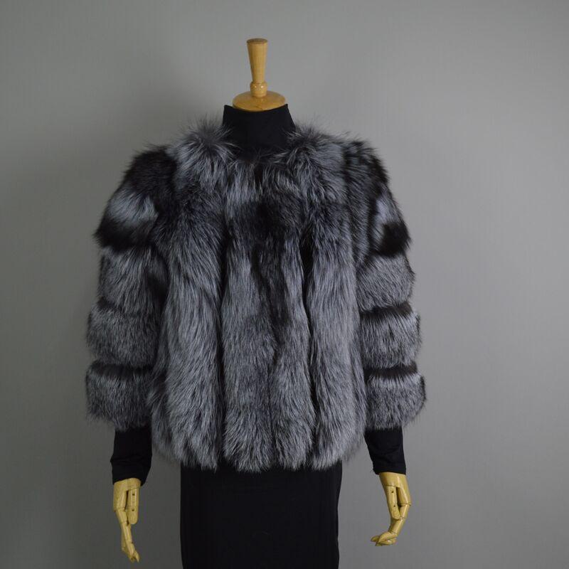 fourrure manteau peau entière 15