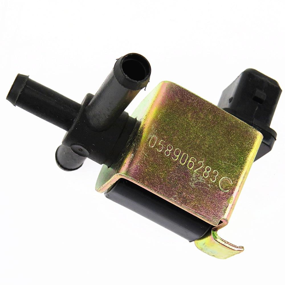 SCJYRXS N75 Turbo Boost Control Solenoid Valve For Passat B5 MK4 Golf Dossy Beetle A4 S4 TT 058906283C 058906283F