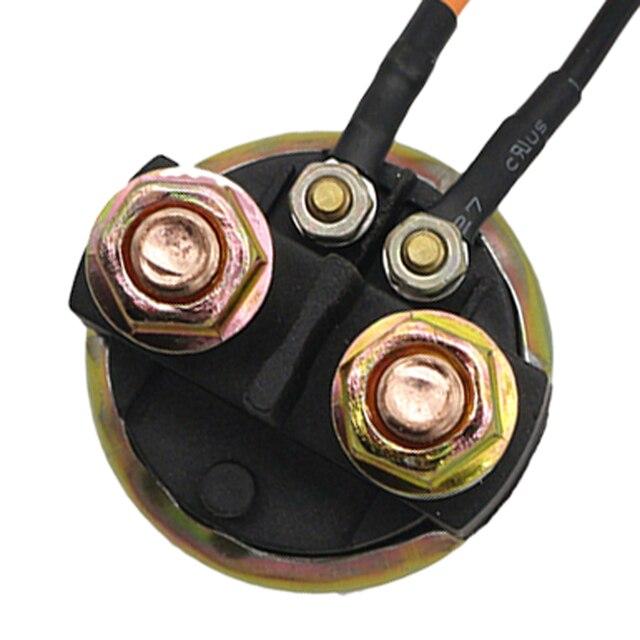 Przekaźnik elektromagnetyczny rozrusznika dla Yamaha się pokładzie 9.9 15 25 30 40 50 75 85 90 km