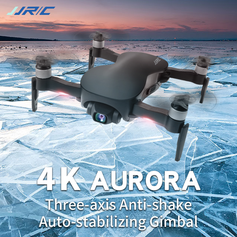 JJRC X12 5G Drone 4k GPS with Camera HD Professional Brushless Foldable 25 min 1KM WIFI FPV RC Dron Quadcopter 3 Axis Gimble RTF
