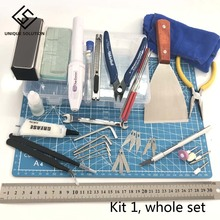 3D printer parts 3D Print Removal Tools kit complete 3D print finishing tool Retouch Use for