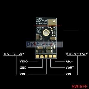 Image 5 - LT3045 1 LT3094 Low Noise RF Linear Voltage Regulator ADC Audio DAC decoder  Power Supply Module 3V 3.3V 5V 6V 12V 15V 1A