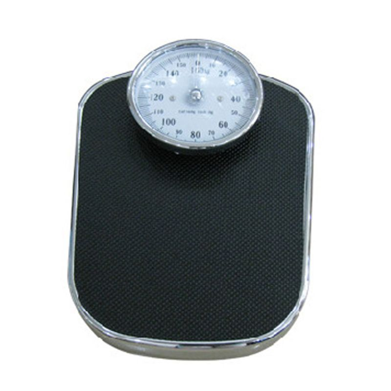 High Quality New 160KG Mechanical Body Weight Scale Doctor Style Home Use Health Care - 2