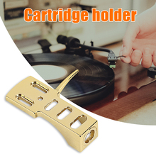 Turntable-Player-Holder Phono Cartridge Headshell-Mount Vinyl Phonograph-Holder Aluminium