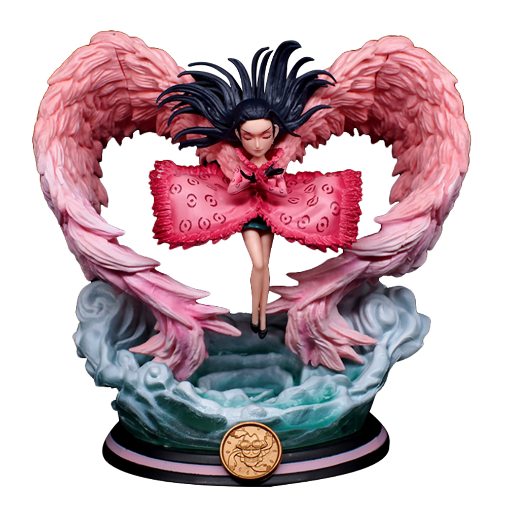 One Piece Nico Robin Resin Model Statue Dream Wing GK Sculpture Painted In Stock
