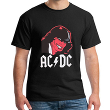AC/ band rock T Shirt Mens acdc Short Sleeve T-shirts Print Casual Tshirt O Neck Hip Hop  Top SIZE S-3xl