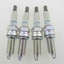 4 قطعة 18855 10080 SILZKR6B 11 سيارة إيريديوم شرارة المقابس لشركة هيونداي i20 i30 CW ix20 كيا كارينز III SILZKR6B11 1885510080