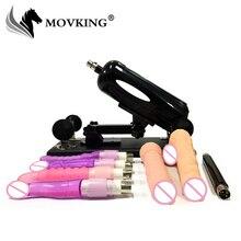 Movking moda sexo máquina para máquinas femininas para sexo arma de amor automático 0 a 120 graus ângulo ajustável adulto produtos do sexo