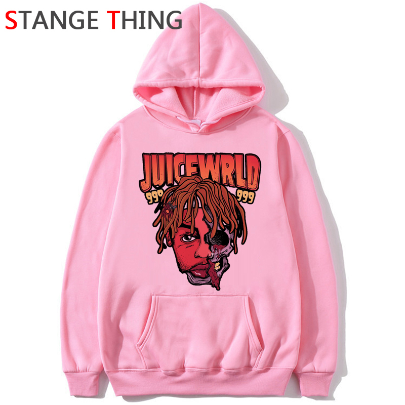 Juice Wrld Hip Hop Fashion Hoodies Men/women Xxxtentacion Streetwear Sweatshirt Lil Peep Rip Rapper Graphic Hoody Male/female