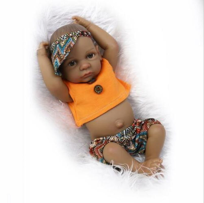 Reborn Clothes For 10-11/'/' Mini Bebe Outfit Baby Girl Boy 26-28 Cm Doll Clothing