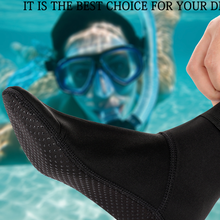 Неопреновые носки для дайвинга, ласты для подводного плавания, пляжные сапоги, предотвращают появление царапин, обувь для снорклинга, серфи...