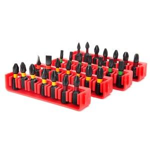 Image 3 - Brocas de destornillador WORKPRO para destornillador eléctrico 47 en 1 ranurado/Phillips/Torx/Pozidriv Bits Juego de llaves para tuercas de impacto puntas duras