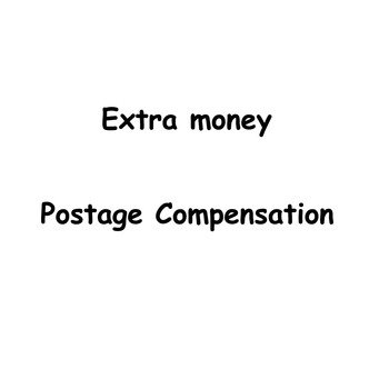 Extra Fee Postage Compensation To Meet The Coupon Requirements Virtual Link Not Shipped image