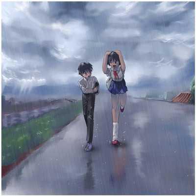 雨后的小故事漫画_雨后小故事完整GIF原版