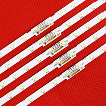 10pcs/lot LED Backlight strip for Samusng 55NU7100 UE55NU7300 UE55NU7100 UE55NU7105 AOT 55 NU7300 NU7100