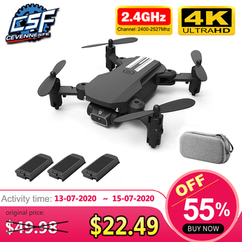 2020 NEW drone 4k HD wide angle camera wifi fpv drone height keeping drone with camera mini drone video live rc quadcopter toys hubsan x4 h107d fpv rc quadcopter drone hd camera lcd transmitter live video audio streaming recording helicopter vs v686g x350