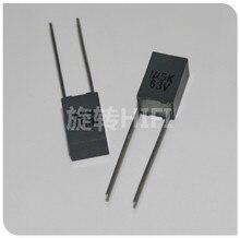20pcs Xiamen Faratronic CL23B 1.5UF 63V P5MM FARA CL23 155 grigio condensatore a film 1.5 uf/63 v 1U5 155/63V 1500NF