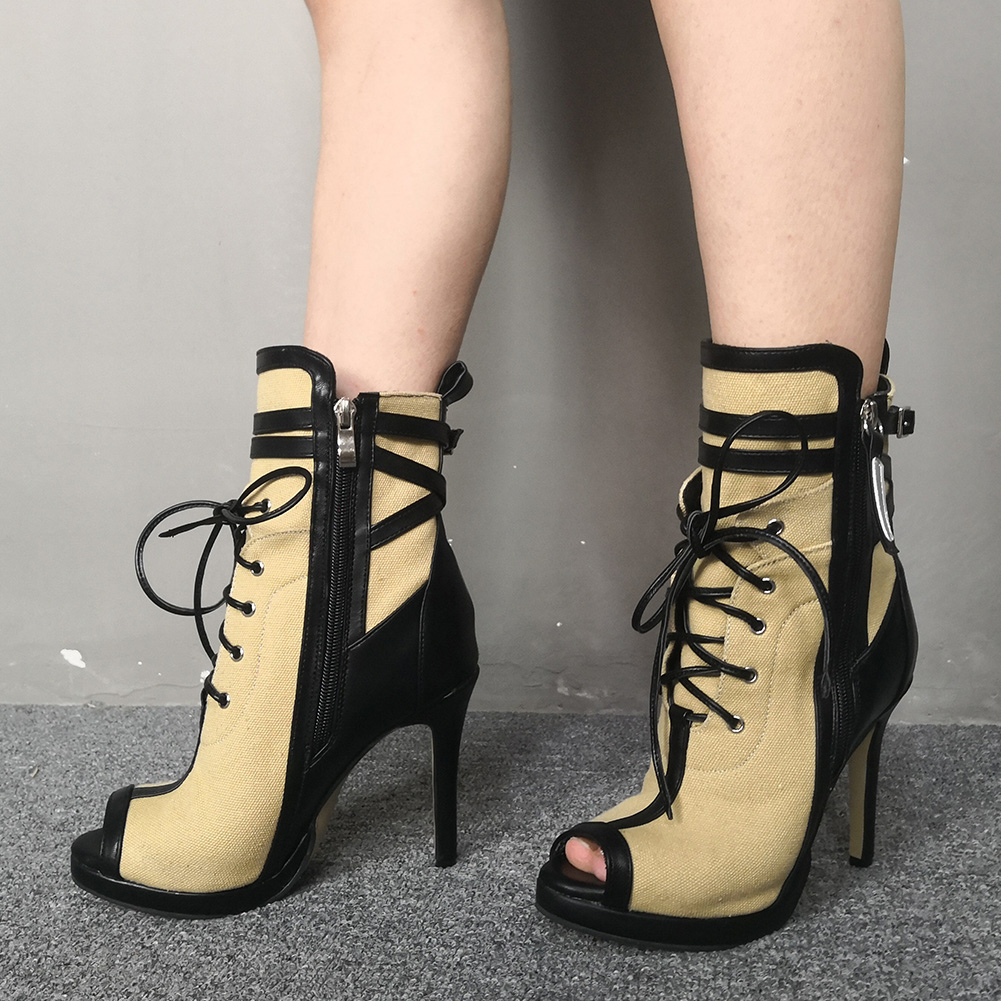 Doratasia 2019 sexy big size 47 thin high heels party customized shoes woman summer boots female lady ankle boots women shoes