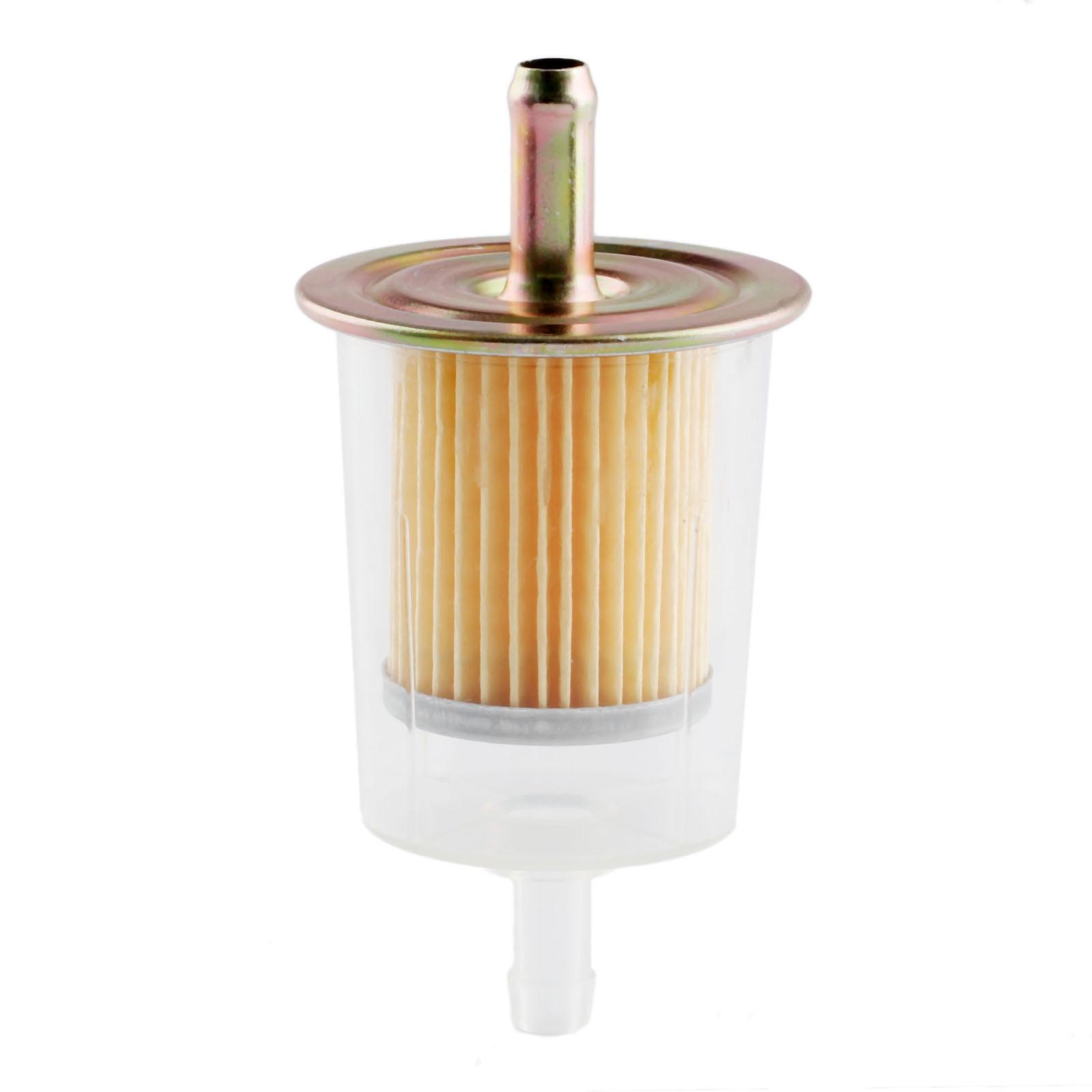 Lot de 10 filtres /à carburant universels /à essence pour moteur de 6 /à 8 mm