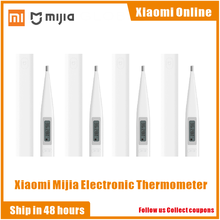 Original Xiaomi Mijia Medical Electronic Thermometer Health Smart Digital Bluetooth Thermometer LCD Display Work With Mijia APP