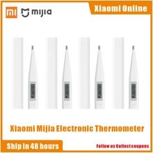 オリジナル xiaomi mijia 医療電子体温計健康スマートデジタル bluetooth 温度計 lcd ディスプレイで動作 mijia アプリ