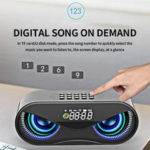 Bluetooth Speaker Portable Outdoor Loudspeaker Wireless Mini Column 3D Stereo Music Surround Support FM TF Card Bass Box tg bluetooth speaker portable outdoor mini loudspeaker wireless with fm radio subwoofer column 3d 10w stereo bass phone holder