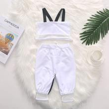 Baby Clothing Sets 2020 New Fashion Newborn Girls Suits Toddler  Clothes Cool Set Infant Outfit