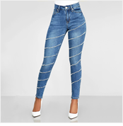 H1075d97ca5bd43aaa60851199f208fdbF jeans for women with high waist pants for women plus up large size skinny jeans woman denim modis streetwear spodnie damskie#C