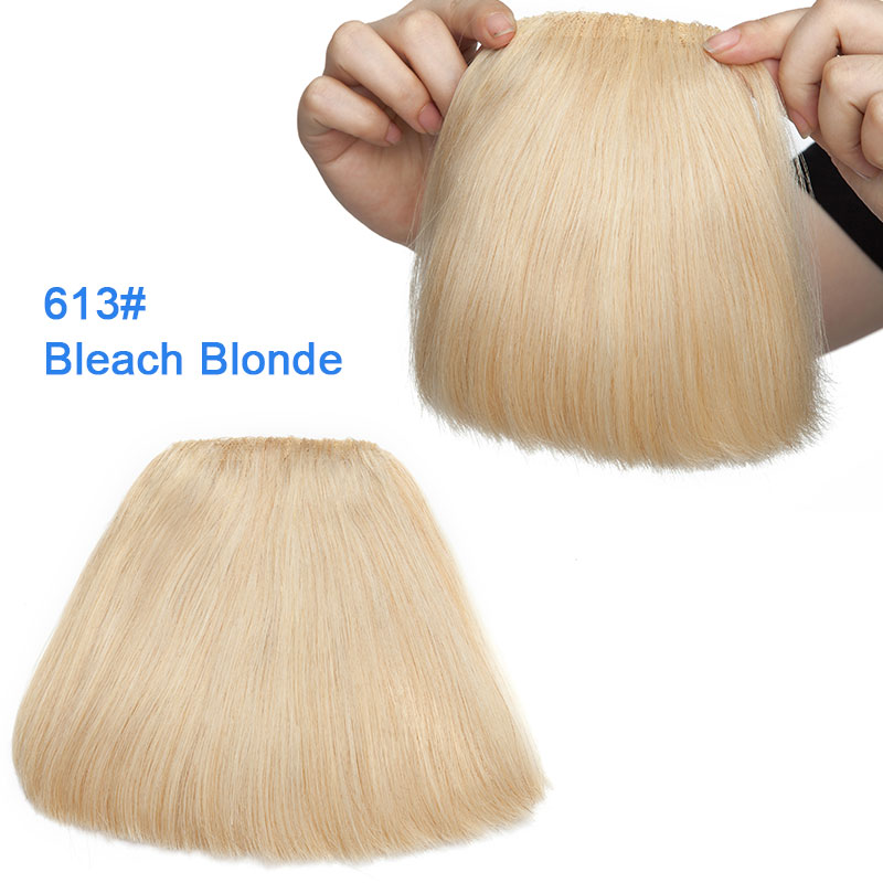 grampos 23g, extensão de cabelo humano com