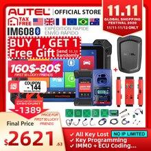 Autel IM608 Maxiim 608 OBD2 Scanner Obdii Auto Auto Diagnostic Tool Obd 2 Alle Systeem Programmeren Pk IM508 Sleutel programmeur