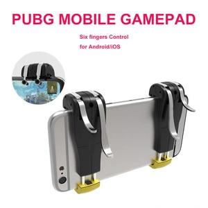 Six Finger Control Gamepad Tri