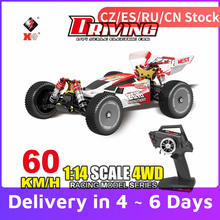 RC 4WD RTR Drift Car Rc-Car Off-Road Racing 144001 High-Speed 60km/H Wltoys Xks 1/14-2.4ghz