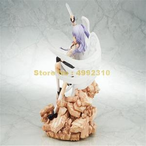 Image 5 - angel beats! angel tachibana kanade collectible model pvc action figure cute doll 20cm Toy