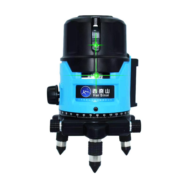 Intelli gent Spirit Level Measuring Tools Green light Indoor Outdoor  laser Spirit level Portable Touch Screen Spirit Level